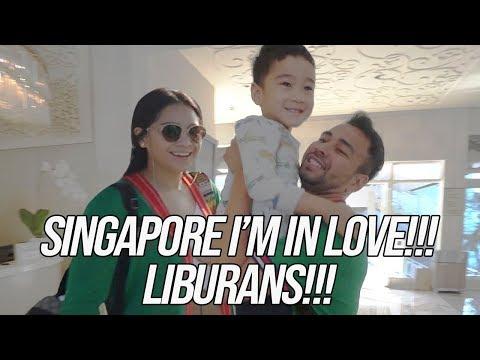 GA ADA CAPEK-CAPEKNYA!! BAWAAN BANYAK KE SINGAPORE!! DEMI KELUARGA!!!