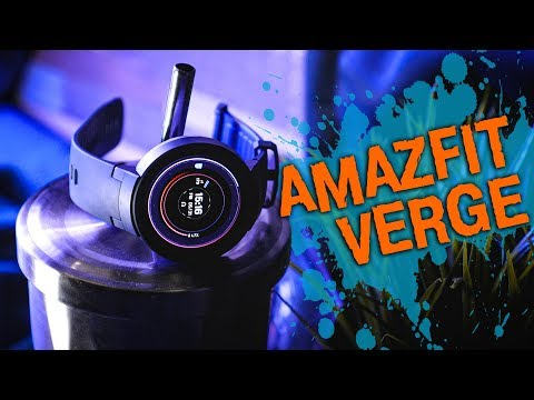 Amazfit Verge: продолжение культовых часов!