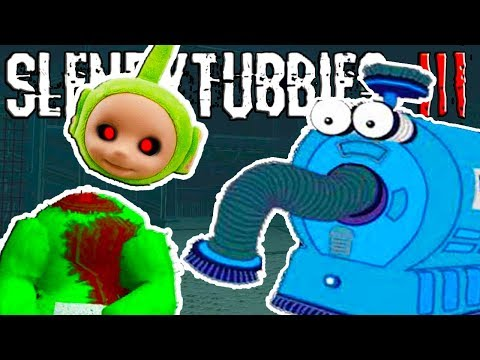 СЛЕНДИПУЗИК БЕЗ БАШКИ И ГЛАЗАСТЫЙ СОСУН ! – Slendytubbies 3: Campaign [Doge Mod] #4