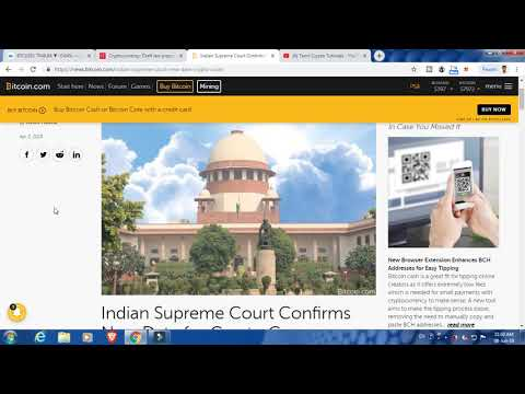 10 years Jail For Cryptocurrency users   Unknown Reasons   Tamil Crypto Tutorials