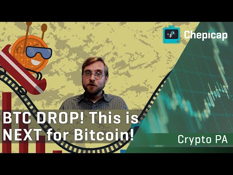 Bitcoin RETRACEMENT! ₿ This is what's next for BTC! ?   Cryptocurrency News   Chepicap