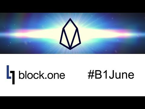 My Thoughts on voice dAPP, EOS scaling and B1June announcement