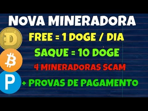 Nova Mineradora DOGE DogeBuild | + Provas de Pagamento Dogecoin e Bitcoin | Mineradoras Scam