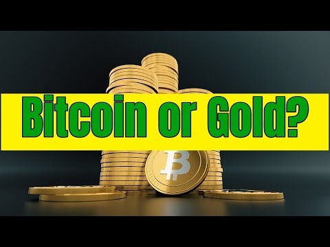 Bitcoin & Gold as Hedge Against Financial Collapse (2019)