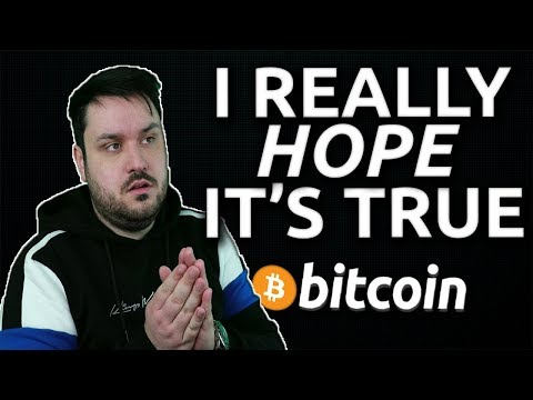 I Really Hope This is True – Bitcoin Divergence