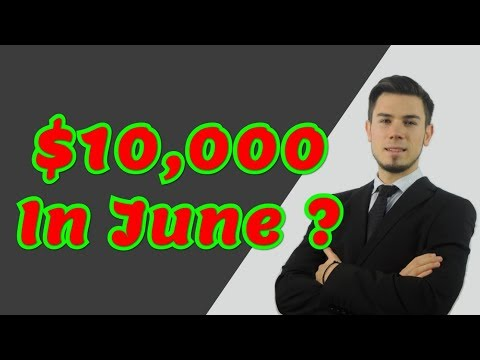 BITCOIN $10,000 in June ? – Crypto Trading Analysis & BTC Cryptocurrency Price News 2019