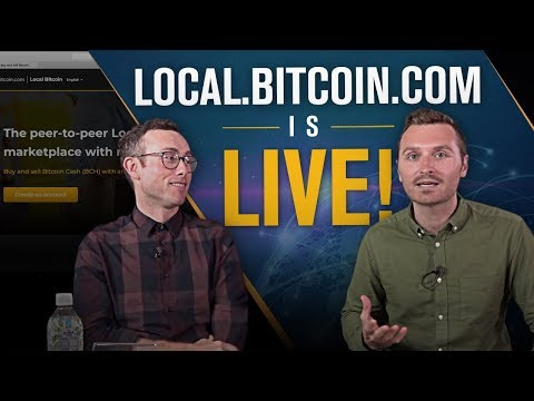 LOCAL.BITCOIN.COM is Live, $850K Blockstream Developer Salary? Badger for IOs Out Now!