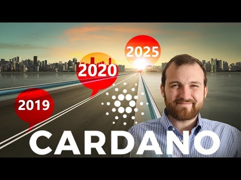 Charles Hoskinson Talks About Cardano ADA Roadmap June 2019