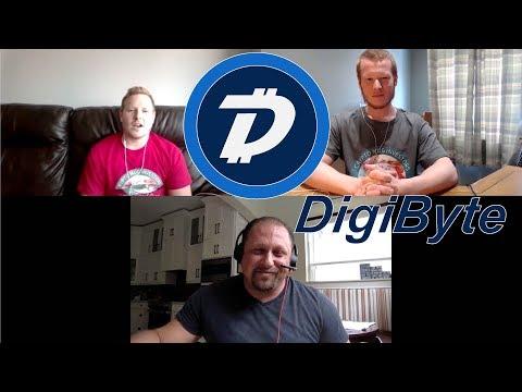 How Digibyte Can Change The World! Digibyte Developer Explains! Noah Seidman #Podcast 69