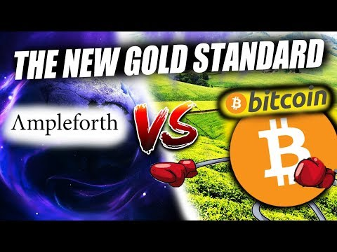 Ampleforth, The most interesting store of value cryptocurrency…