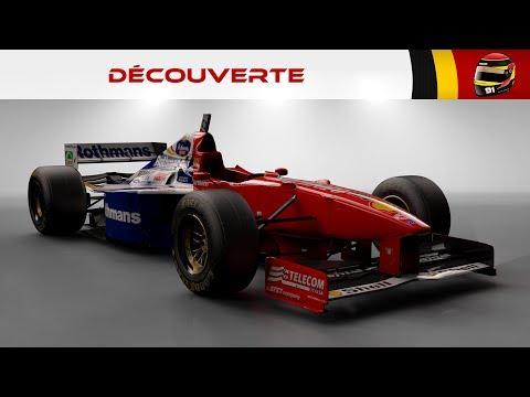 Découverte #141 : F1 1997 VRC – Deux légendes en piste … (Assetto Corsa)