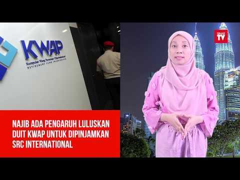 Najib ada pengaruh luluskan duit KWAP untuk dipinjamkan SRC International