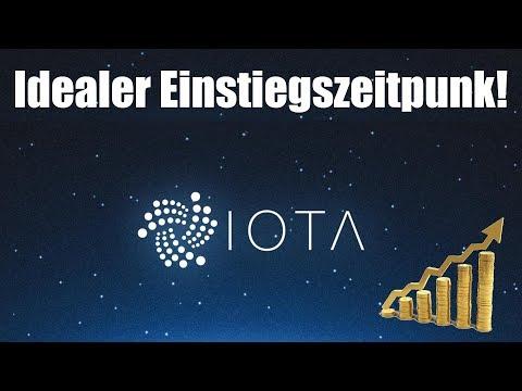IOTA Preis Analyse || Viel Luft nach oben!