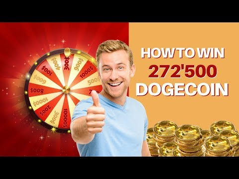 BEST Dogecoin Earning Game!  How To Win Dogecoin!