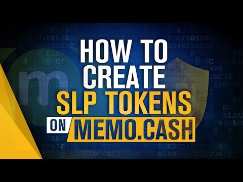 Tutorial: Easiest Way to Create Bitcoin Cash SLP Tokens – by Roger Ver