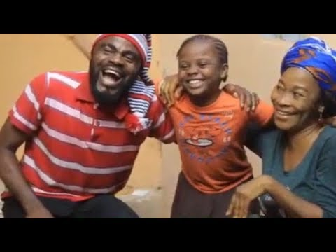 Chief Imo Comedy || learn how to cook africa food from Ada kirikiri || happy family