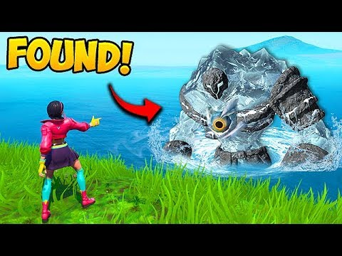 *NEW* POLAR PEAK MONSTER SPOTTED!! – Fortnite Funny Fails and WTF Moments! #584