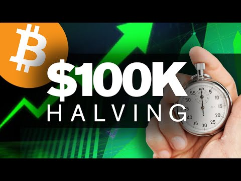 Bitcoin Halving to Bring 100k? Countdown Clock Begins!