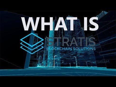 What Is Stratis(STRAT) Platform Blockchain ?