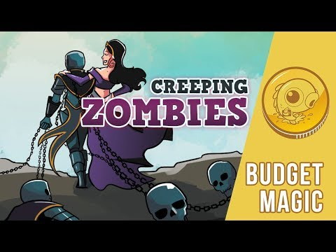 Budget Magic: $89 (2 tix) Creeping Zombies (Standard, Magic Arena)