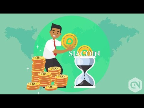 Siacoin Price Analysis: Siacoin On The Track To Catch The Bull