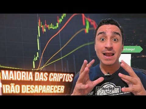 MAIORIA DAS CRIPTOS IRÃO DESAPARECER!