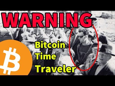 URGENT: Bitcoin Time Traveler Warning About the Future