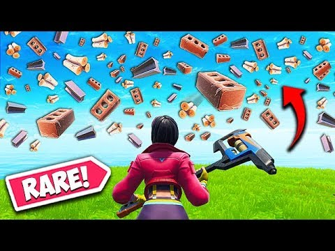 IT'S RAINING FREE MATERIALS!! – Fortnite Funny Fails and WTF Moments! #585