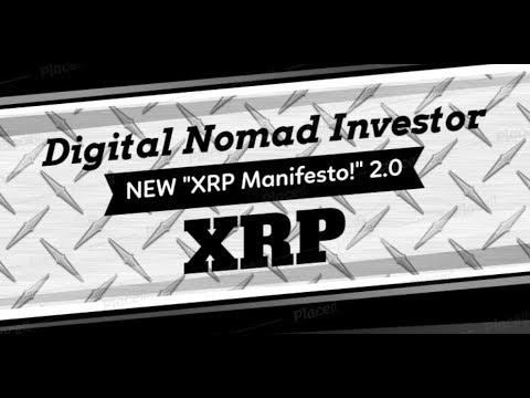 """NEW """"XRP Manifesto 2.0"""""""