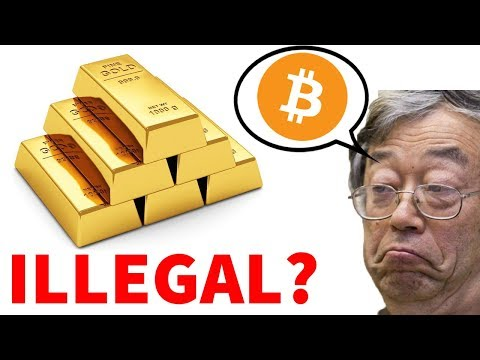 Illegal to Own Gold? – Governments Are Afraid of Bitcoin