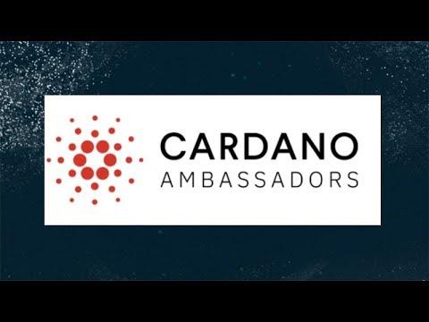 Cardano – The Cardano Ambassador Program