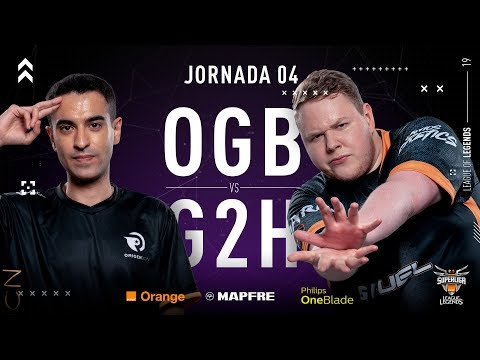 ORIGEN BCN VS G2 HERETICS | Superliga Orange League of Legends | Jornada 4 | Temporada 2019