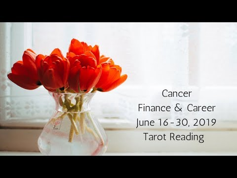Cancer June 16-30, 2019 // On The Verge Of Something Great // Tarot Reading