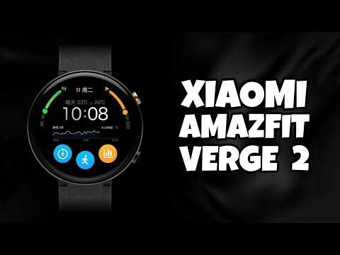 Xiaomi Amazfit Verge 2, primeras impresiones en video, precios y especificaciones | Martin Lima