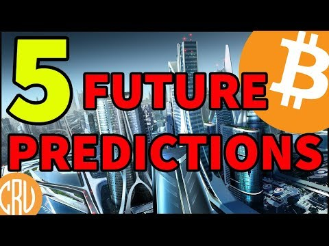 ALERT: Five Predictions For The Future Of Bitcoin And Cryptocurrency