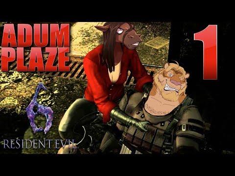 Adum Plaze: Resident Evil 6 [Ada] (Part 1)