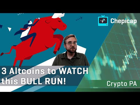 3 Altcoins to Watch in this BULL MARKET! What's next? $ADA $LTC $ZEC | Cryptocurrency | Chepicap