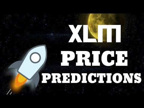Stellar Lumens (XLM) Price Predictions &  News!