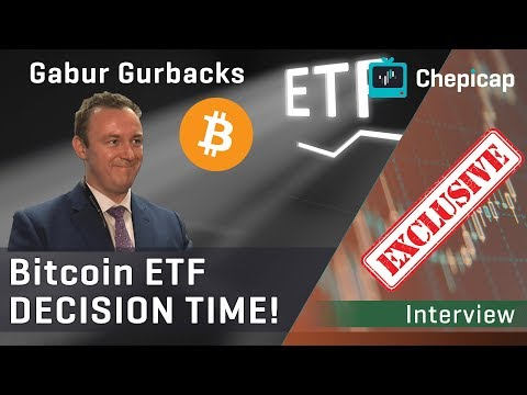 Bitcoin ETF UPDATE with VanEck: 'Last chance mid-fall' – Gabor Gurbacs | Cryptocurrency | Chepicap