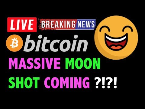 Bitcoin MASSIVE MOONSHOT COMING NEXT?!🌔-LIVE Crypto Trading Analysis & BTC Cryptocurrency News 2019
