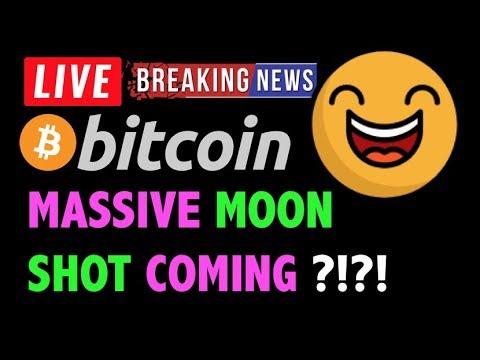 Bitcoin MASSIVE MOONSHOT COMING NEXT?!?-LIVE Crypto Trading Analysis & BTC Cryptocurrency News 2019