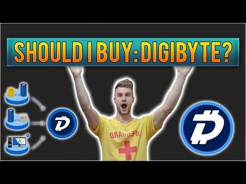 Should I Buy: DGB l 6 Reasons you should/should not buy DigiByte (DGB)