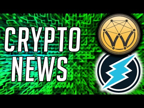 CRYPTO NEWS: Electroneum Has Started Facebook Marketing! + WebDollar News