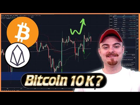 Will Bitcoin Hit 10K? – EOS $10? – EOS AMA – Crypto Talk With MaxDapp
