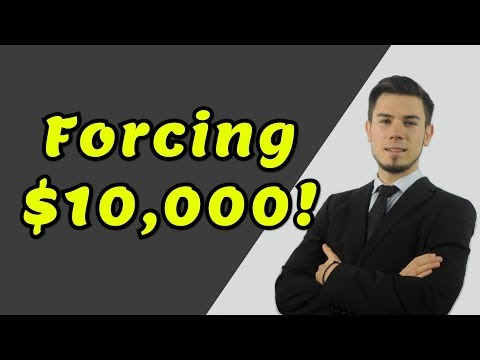 BITCOIN FORCING TO $10,000 – Crypto Trading Analysis & BTC Cryptocurrency Price News 2019