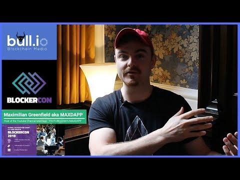 Crypto Talk With MaxDapp (Me) – Bitcoin, EOS, Dapps, Price Predictions – Bull.io Blockchain