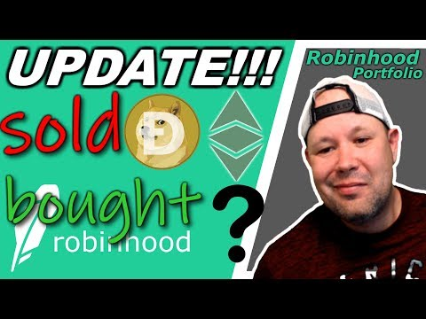 Sold Dogecoin & Ethereum Classic | Bought ???? | Cryptocurrency