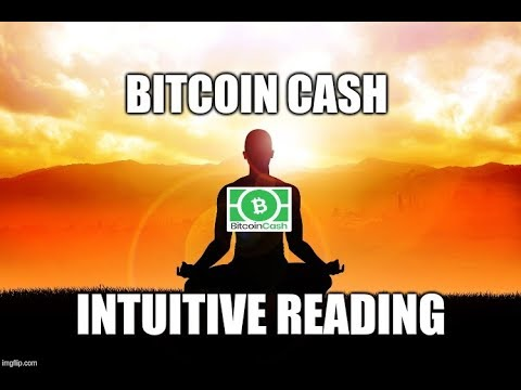 An Intuitive Reading On Bitcoin Cash And Others.