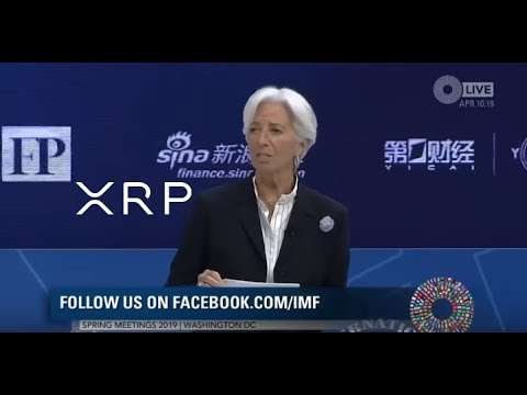 "XRP As A ""Supranational Currency"" and Ripple Central Bank/IMF Connections"