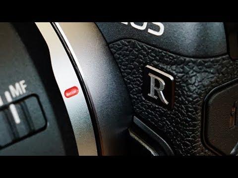 Canon EOS R: Mini-Review